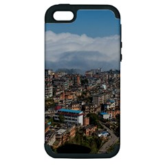 YUANYANG COUNTY Apple iPhone 5 Hardshell Case (PC+Silicone)