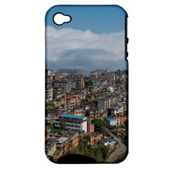 YUANYANG COUNTY Apple iPhone 4/4S Hardshell Case (PC+Silicone)