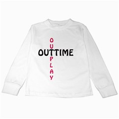 Outtime / Outplay Kids Long Sleeve T-Shirts