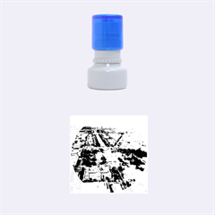 WASHINGTON DC Rubber Round Stamps (Small)
