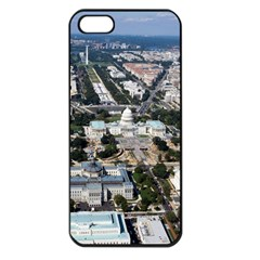 WASHINGTON DC Apple iPhone 5 Seamless Case (Black)