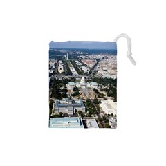 Washington Dc Drawstring Pouches (xs)