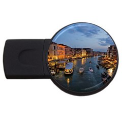 VENICE CANAL USB Flash Drive Round (4 GB)