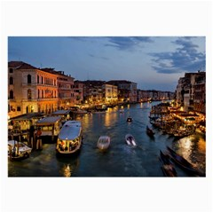 VENICE CANAL Large Glasses Cloth