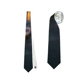 Venice Canal Neckties (one Side)