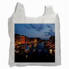 VENICE CANAL Recycle Bag (Two Side)