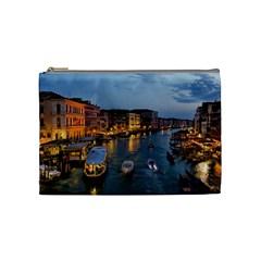 VENICE CANAL Cosmetic Bag (Medium)