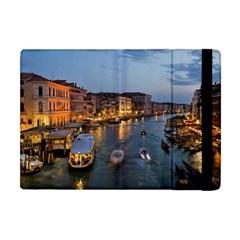 VENICE CANAL Apple iPad Mini Flip Case