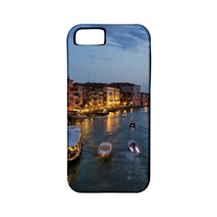 VENICE CANAL Apple iPhone 5 Classic Hardshell Case (PC+Silicone)