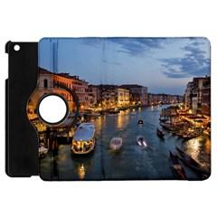 VENICE CANAL Apple iPad Mini Flip 360 Case