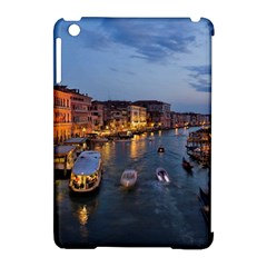 VENICE CANAL Apple iPad Mini Hardshell Case (Compatible with Smart Cover)