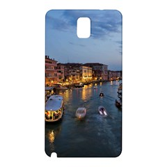 VENICE CANAL Samsung Galaxy Note 3 N9005 Hardshell Back Case