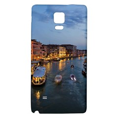 VENICE CANAL Galaxy Note 4 Back Case