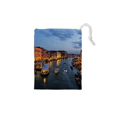 VENICE CANAL Drawstring Pouches (XS)
