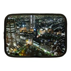 Tokyo Night Netbook Case (medium)