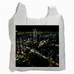 TOKYO NIGHT Recycle Bag (One Side)