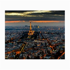 PARIS FROM ABOVE Small Glasses Cloth (2-Side)