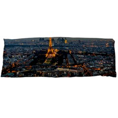 Paris From Above Body Pillow Cases Dakimakura (two Sides)