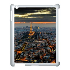 Paris From Above Apple Ipad 3/4 Case (white)