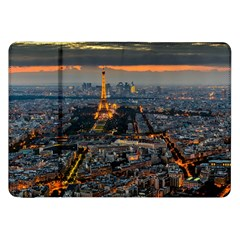 PARIS FROM ABOVE Samsung Galaxy Tab 8.9  P7300 Flip Case