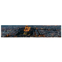 PARIS FROM ABOVE Flano Scarf (Small)