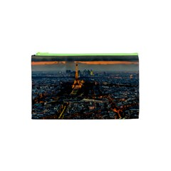 Paris From Above Cosmetic Bag (xs)