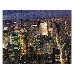 NEW YORK 1 Rectangular Jigsaw Puzzl