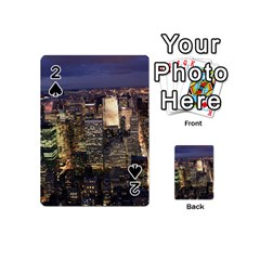 NEW YORK 1 Playing Cards 54 (Mini)