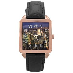 NEW YORK 1 Rose Gold Watches
