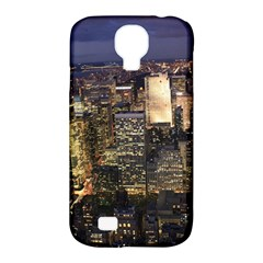NEW YORK 1 Samsung Galaxy S4 Classic Hardshell Case (PC+Silicone)