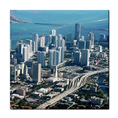 MIAMI Tile Coasters