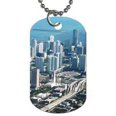 MIAMI Dog Tag (Two Sides)