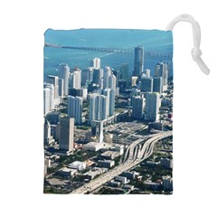 MIAMI Drawstring Pouches (Extra Large)