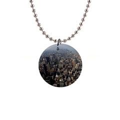 MANHATTAN 2 Button Necklaces