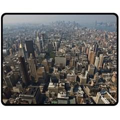 Manhattan 2 Fleece Blanket (medium)