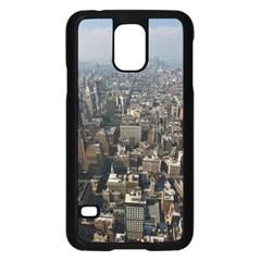 MANHATTAN 2 Samsung Galaxy S5 Case (Black)