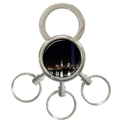 MANHATTAN 1 3-Ring Key Chains