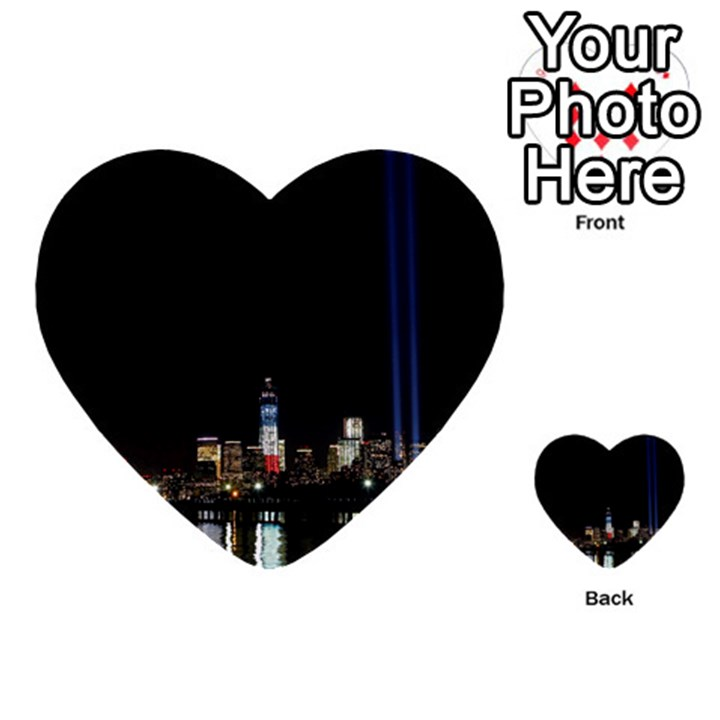 MANHATTAN 1 Multi-purpose Cards (Heart)