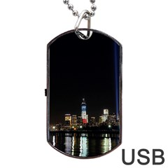 MANHATTAN 1 Dog Tag USB Flash (Two Sides)