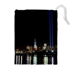 MANHATTAN 1 Drawstring Pouches (Extra Large)