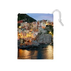 MANAROLA ITALY Drawstring Pouches (Medium)
