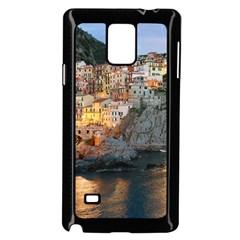 MANAROLA ITALY Samsung Galaxy Note 4 Case (Black)