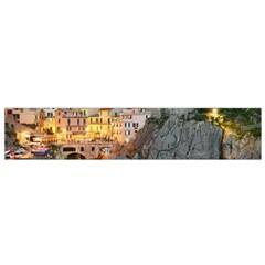 Manarola Italy Flano Scarf (small)