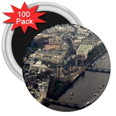 LONDON 3  Magnets (100 pack)