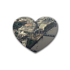 LONDON Heart Coaster (4 pack)