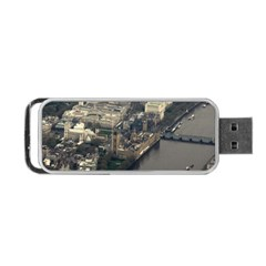 LONDON Portable USB Flash (Two Sides)