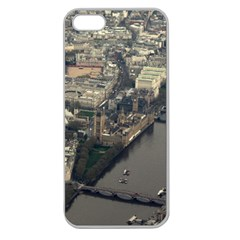 LONDON Apple Seamless iPhone 5 Case (Clear)