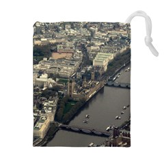 London Drawstring Pouches (extra Large)