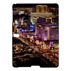 Las Vegas 2 Samsung Galaxy Tab S (10 5 ) Hardshell Case