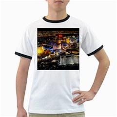 Las Vegas 1 Ringer T Shirts